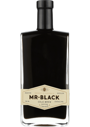 Mr. Black Coffee Liquer Cold Brew 750ML