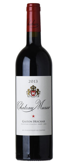 2013 Chateau Musar Rouge