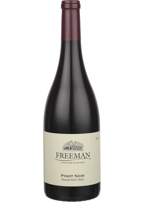 2017 Freeman Winery Pinot Noir Russian River