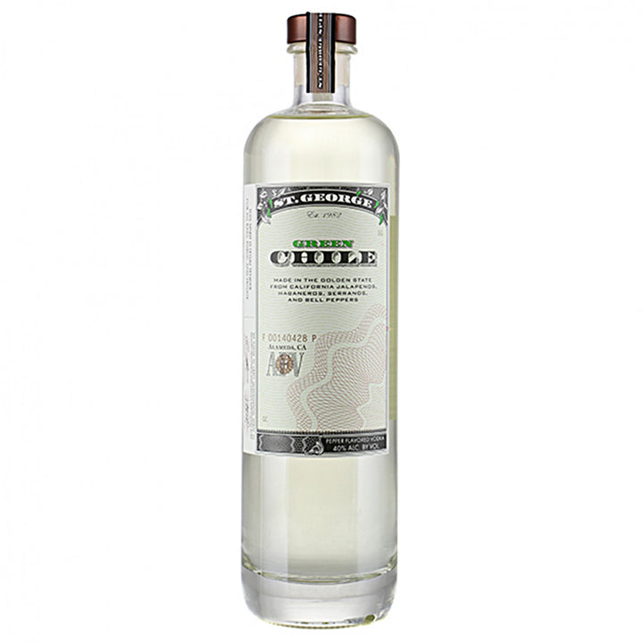 St. George Spirits Green Chile Vodka 750ML