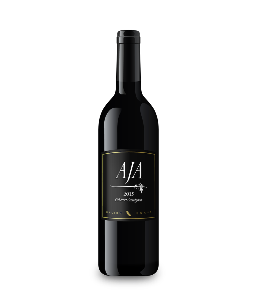 2015 Aja Vineyards Cabernet Sauvignon Malibu Coast