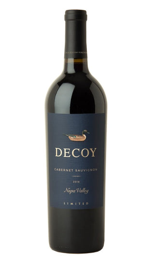 2018 Decoy Cabernet Sauvignon Limited