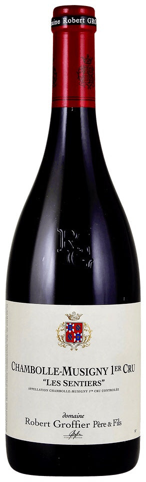 2011 Domaine Robert Groffier Pere & Fils Chambolle Musigny Les Sentiers