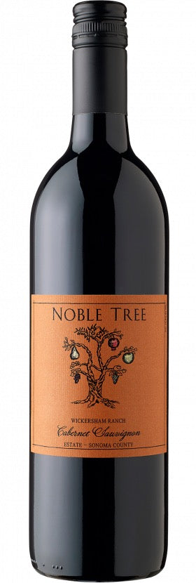 2016 Noble Tree Cabernet Sauvignon Wickersham Ranch