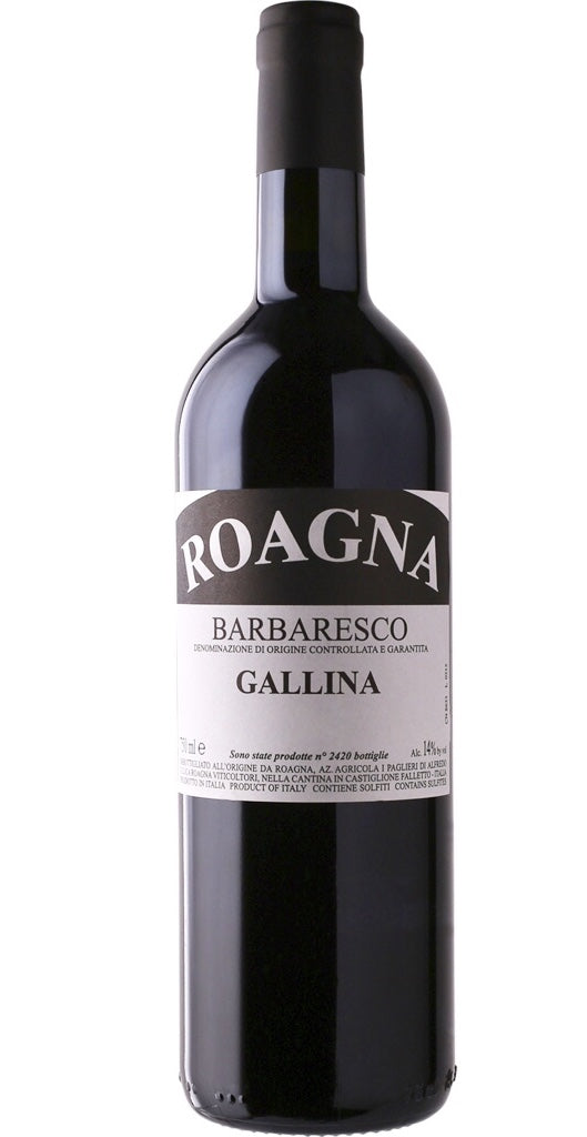 2015 Roagna Barbaresco Gallina