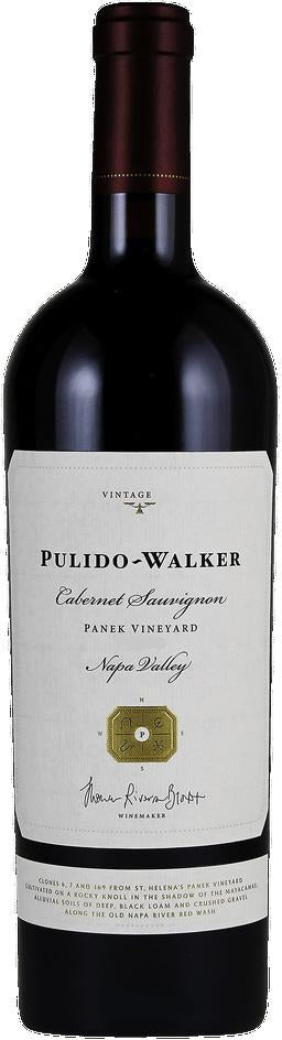 2017 Pulido Walker Cabernet Sauvignon Panek Vineyard, Napa Valley