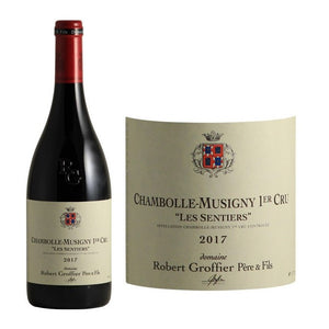2017 Domaine Robert Groffier Pere & Fils Chambolle Musigny Les Sentiers