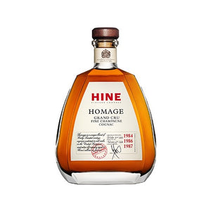 Hine Homage Cognac Grand Cru Fine Champagne 750ML