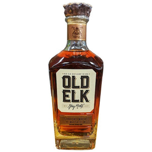 Old Elk Straight Wheat Whiskey Age 5 Years 100 Proof, 750ML