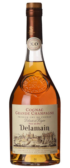 Delamain Cognac Grande Champagne XO Pale and Dry