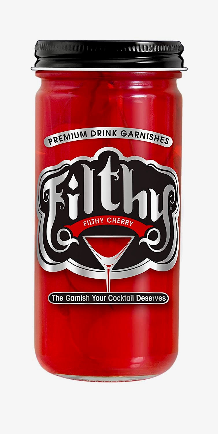 Filthy Red Cherry 8 oz.