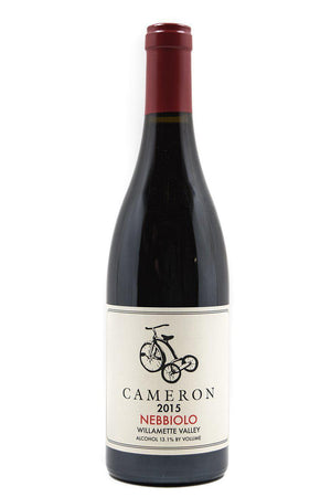 2015 Cameron Nebbiolo, Willamette Valley