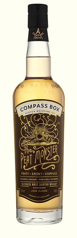 Compass Box The Peat Monster Blended Scotch Whisky 750ML