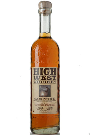 High West Whiskey, Campfire 750 ML