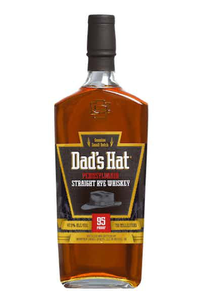 Dad's Hat Pennsylvania Straight Rye Whiskey, 95 Proof 750 ML