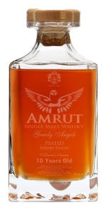 Amrut Greedy Angel Chairmans Reserve 10 Year Single Malt Whisky 110 Proof