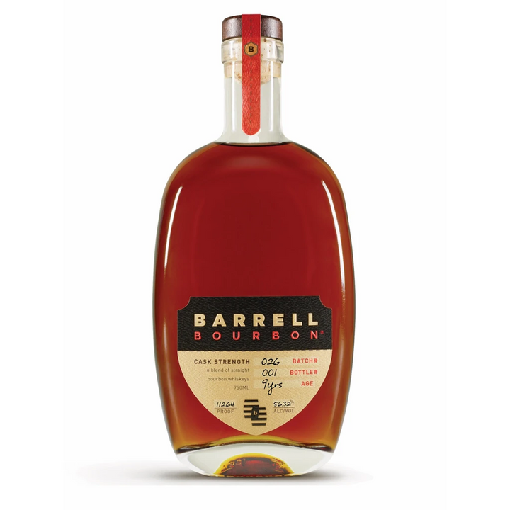 Barrell Bourbon Aged 9 Years Cask Strength Batch 26 750ML