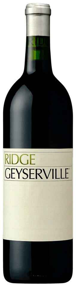 2018 Ridge Vineyards Zinfandel Geyserville