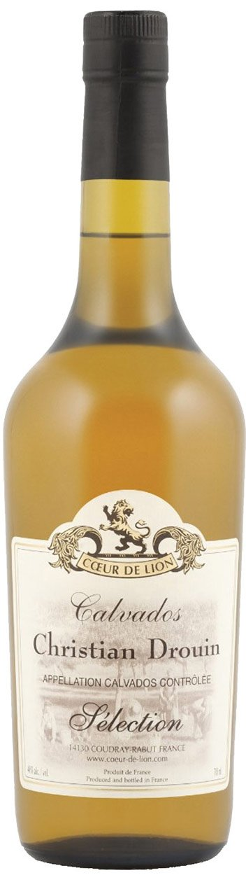 Christian Drouin Calvados Selection, 750ML