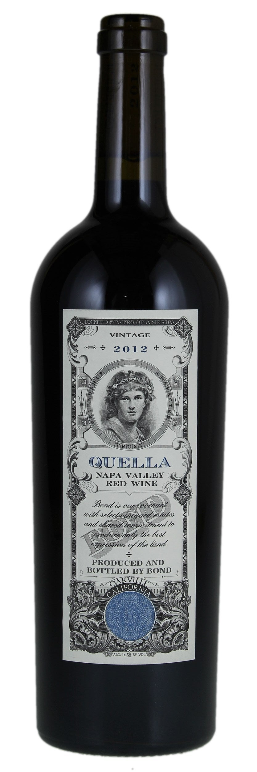 2015 Bond Quella Proprietary Red Wine