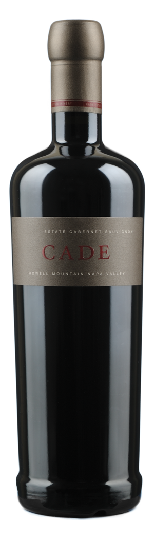 2017 Cade Reserve Cabernet Sauvignon Howell Mountain, Napa Valley