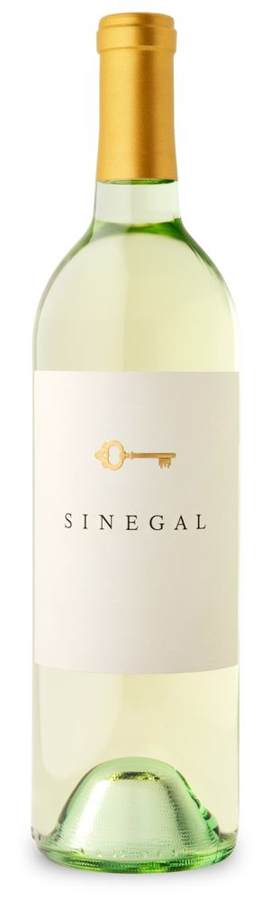 2018 Sinegal Estate Sauvignon Blanc, Napa Valley