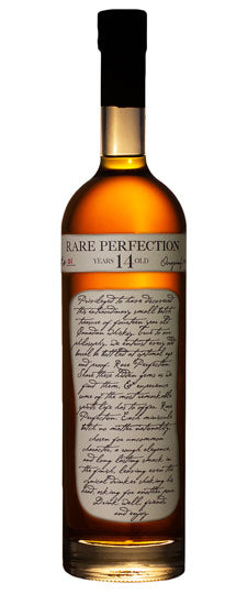 Rare Perfection Canadian Whiskey Fourteen Years Old Rare Lot #4