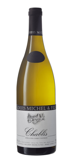 2018 Domaine Louis Michel Chablis Villages 375ML