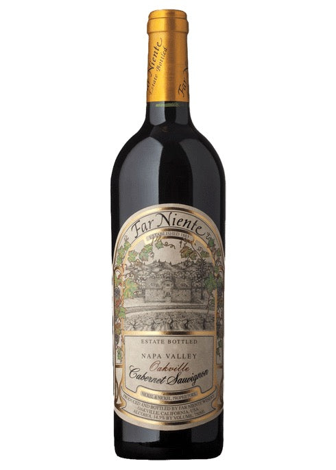 2018 Far Niente Winery Estate Bottled Cabernet Sauvignon Oakville 3.0L