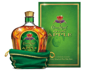 Crown Royal Regal Apple Canadian Whiskey. 70 Proof 750 ML