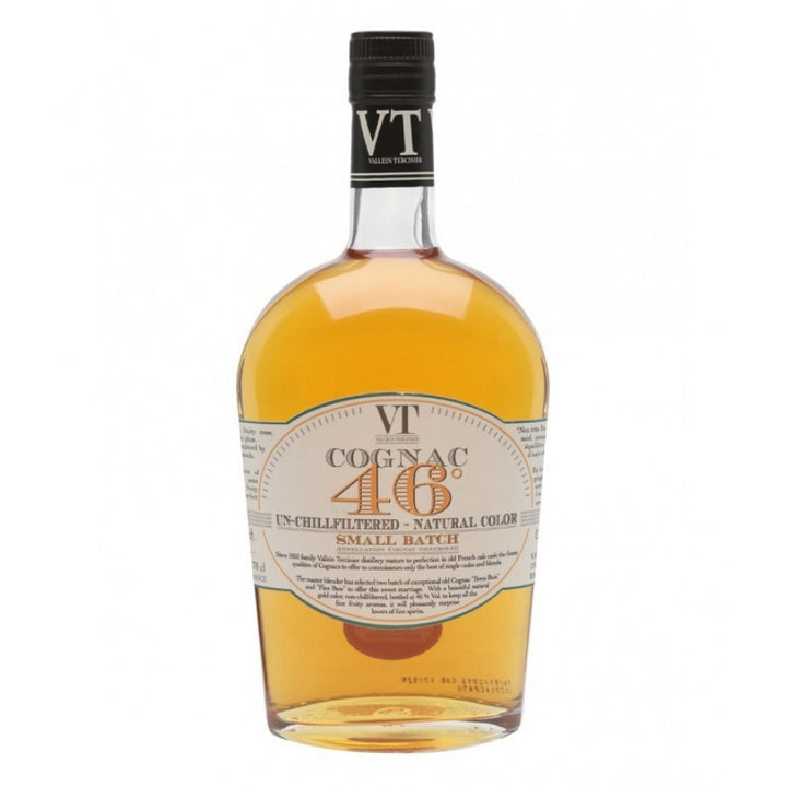 Vallein Tercinier Cognac Small Batch 46