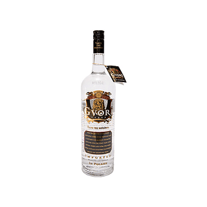 Gvori Vodka 80 750ML