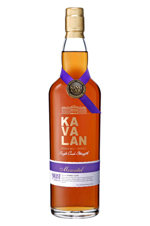 NV Kavalan Moscatel Sherry Cask Strength Whisky, Taiwan 750ml