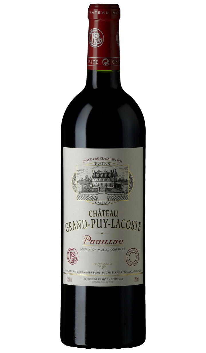 2017 Chateau Grand Puy Lacoste Pauillac