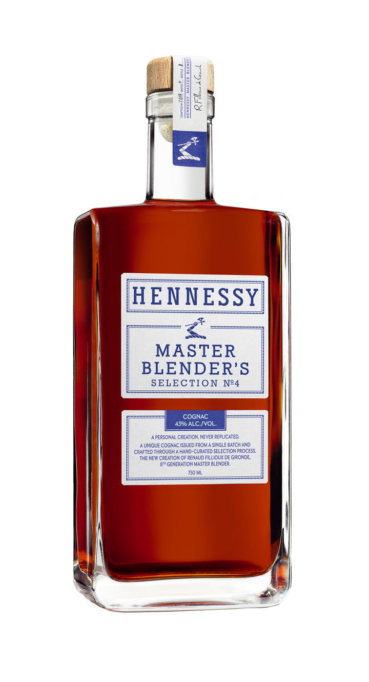Hennessy Cognac Master Blender's Selection No.4 750ML