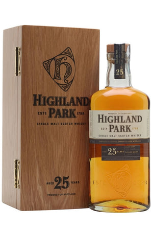Highland Park Single Malt Scotch Whisky, 25 Years Old