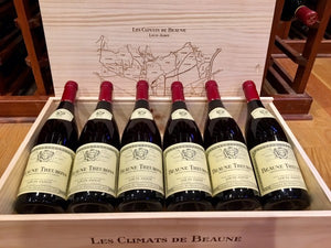 2011 - 2016 Louis Jadot Beaune Theurons Vertical