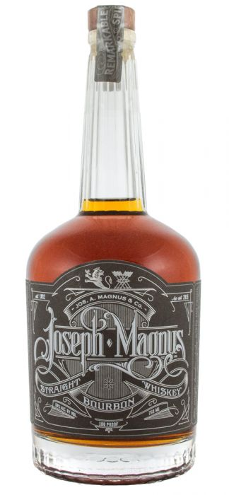 Joseph Magnus Straight Bourbon Whiskey, 100 Proof, 750ML