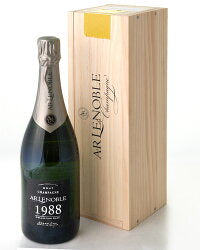 1988 AR Lenoble Brut Blanc de Blancs Champagne Chouilly Grand Cru Collection Rare