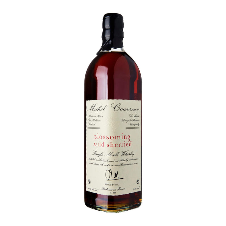 Michel Couvreur Blossoming Auld Sherried Whisky