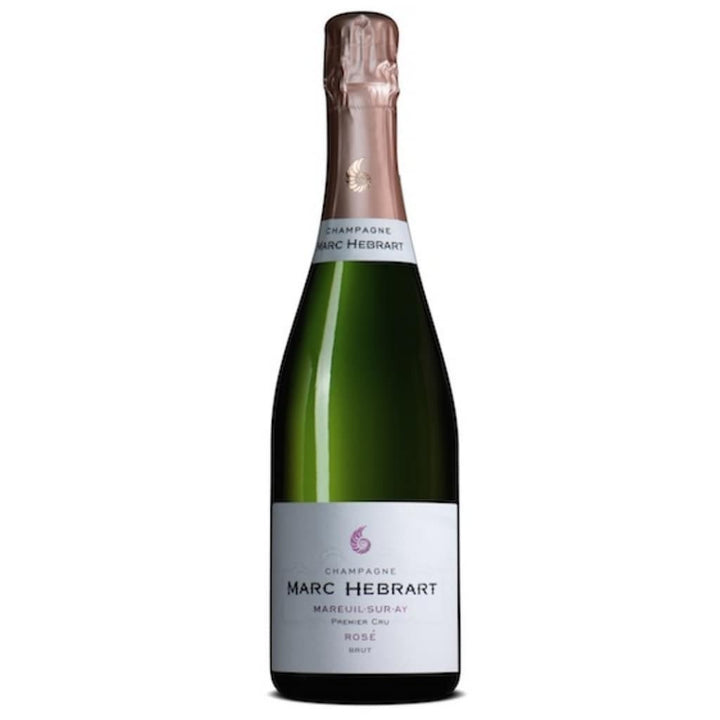 Marc Hebrart Brut Rose Champagne