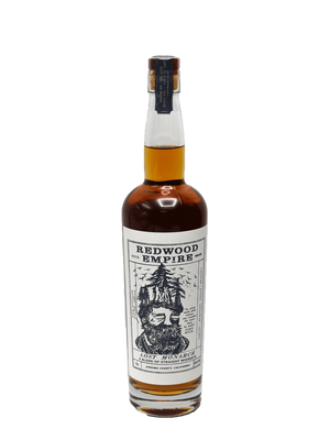 Redwood Empire Lost Monarch Whiskey