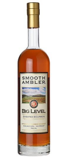 Smooth Ambler Spirits Big Level Wheated Bourbon Whiskey 750ML