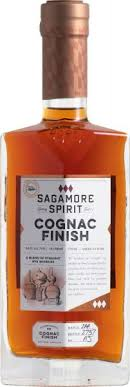 Sagamore Spirit Rye Whiskey Cognac Finish 750ML