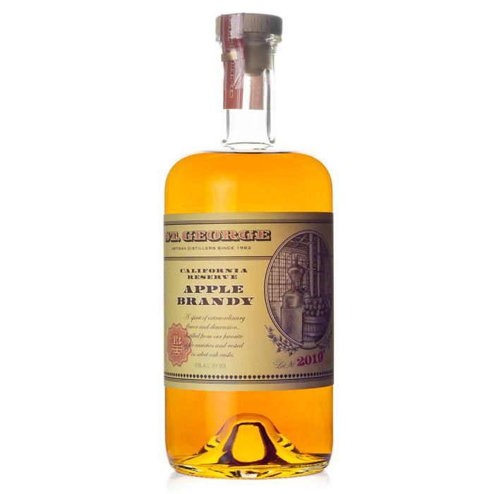 St. George Spirits Reserve Apple Flavored Brandy 750 ML