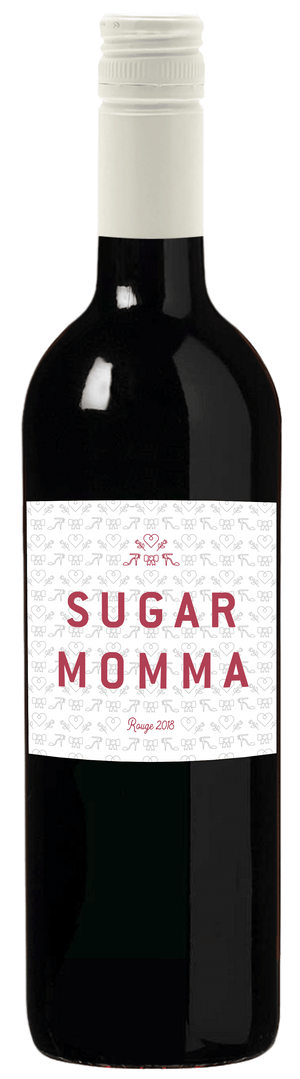 2018 Sugar Momma Red Wine Pays d'Oc