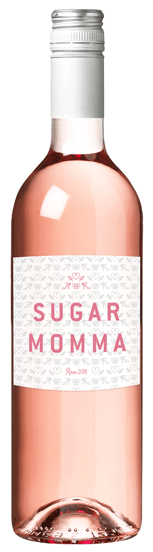 2018 Sugar Momma Rose Wine Pays d'Oc