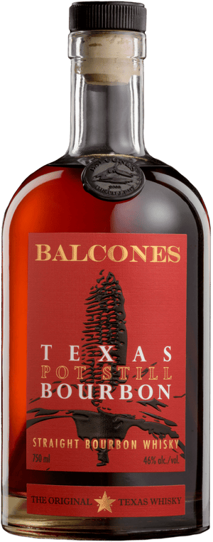Balcones Bourbon Texas Pot Still 92 Proof 750 ML