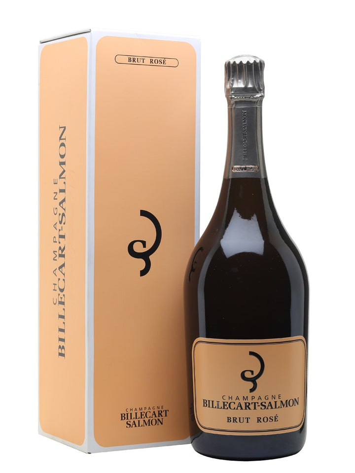 Billecart Salmon Champagne Brut Rose Reserve 1.5L