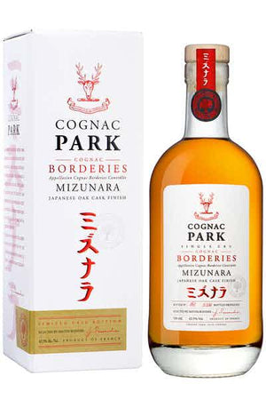 Maison Cognac Park Cognac Borderies Mizunara Oak Cask Finish